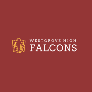Westgrove High Falcons Logo